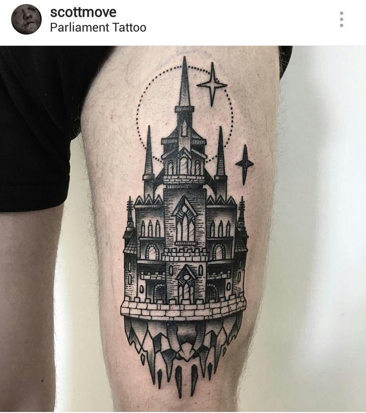 As 25 melhores ideias de castle tattoo no pinterest for Tattoo shops junction city ks