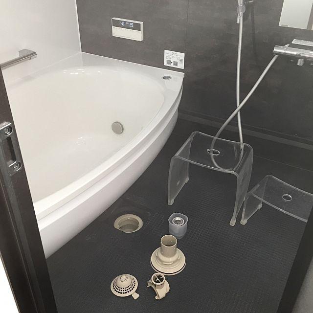 コツをつかんで手軽に簡単 お風呂掃除が楽になるワザ 風呂掃除
