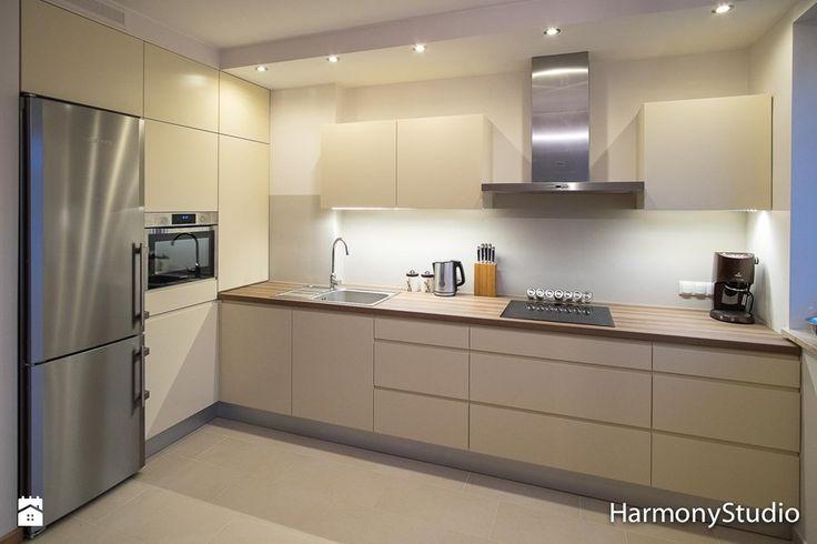 Nowoczesna kuchnia - zdjęcie od Harmony Studio kuchnie i wnętrza