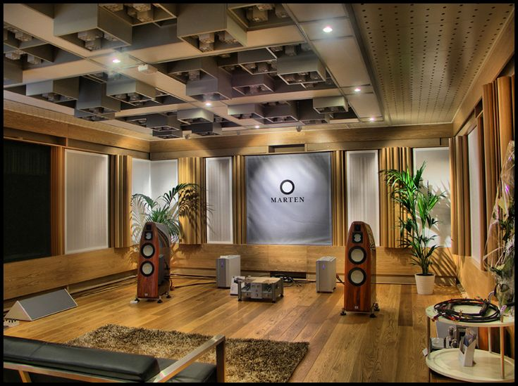 beautiful listening room pics (with treatment)