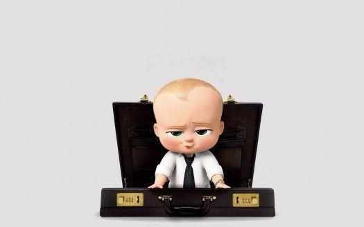 The Boss Baby 2017 4K