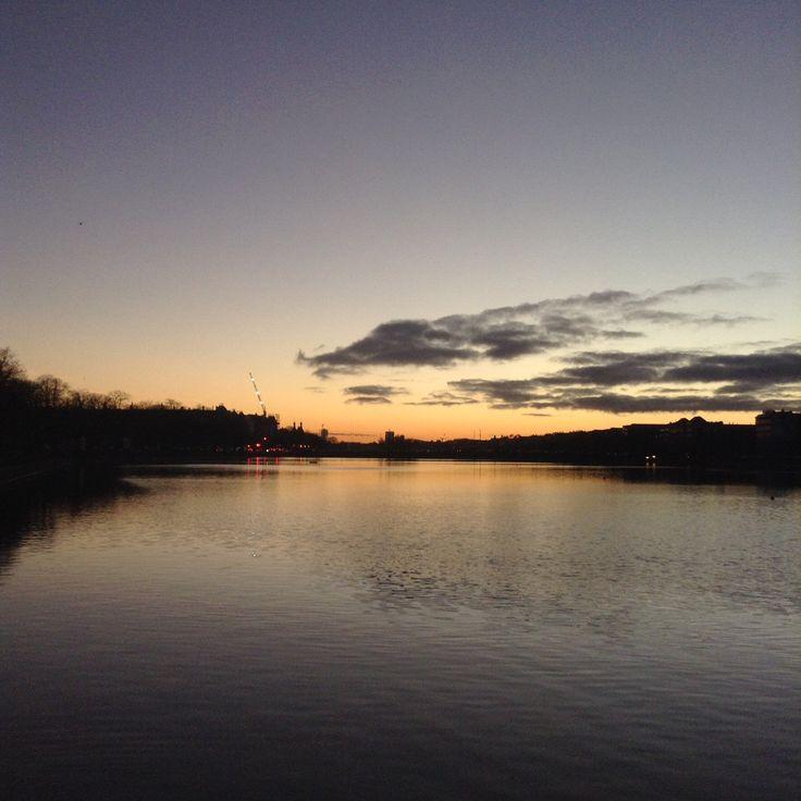 Sortedamssøen