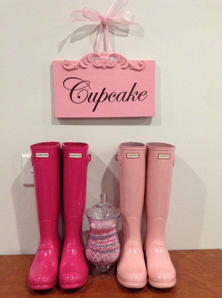 die besten 25 pink hunter rain boots ideen auf pinterest