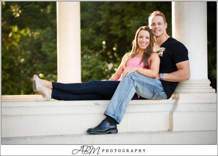 Megan + Daniels Engagement Photography | Balboa Park | San Diego
