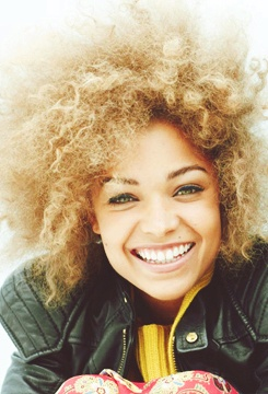 Antonia Thomas as roxanne georgiana weasley