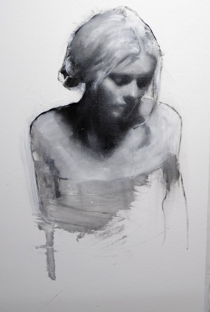 Mark Demsteader  Sam Head Study  www.thewhiteroomgallery.com/demsteader.php