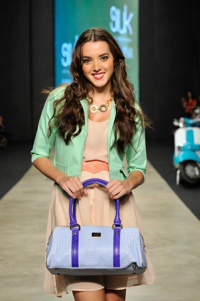 @Santander Fashion Week 2012