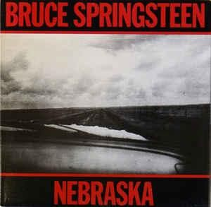 6th studio album from American hero Bruce Springsteen. An album of demo tapes initially intended to be recorded by the E Street Band, it was released by Springsteen in its rawest form. A series of narratives about murders, murderers, families and friendships, it's bleak, honest, foreboding and brutal.   Bruce Springsteen – Nebraska