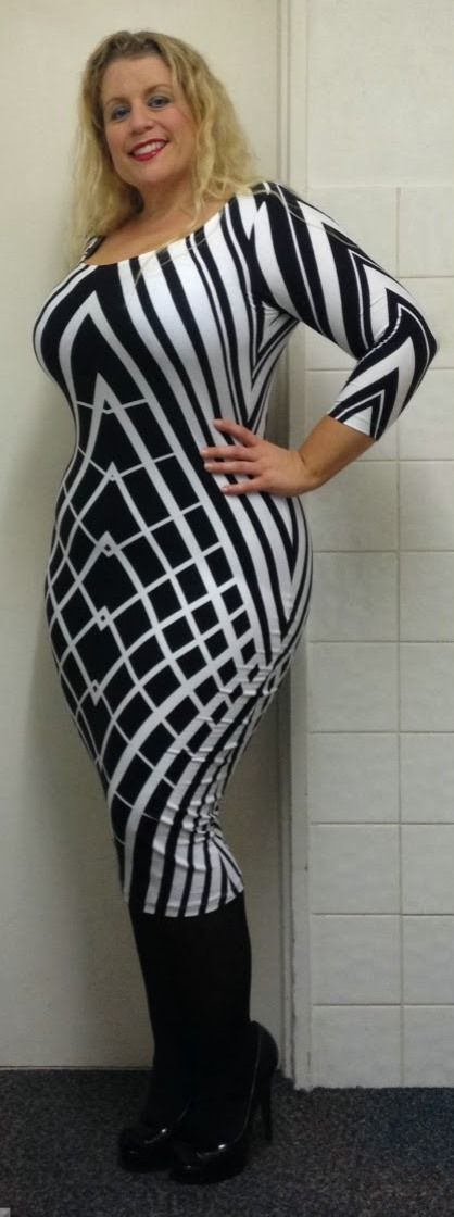 Bbw leggings mature