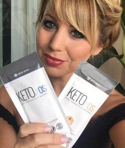 Keto OS Testimonial and review. Puts your body into instant ketosis. 10 lbs lost…
