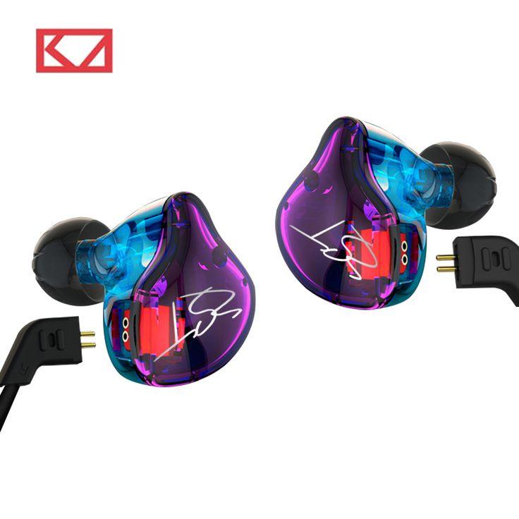 ホットkz zst 1DD + 1BAハイブリッドで耳イヤホンハイファイdj monitoランニングスポーツイヤホン耳栓ヘッドセットインナーイヤー型kz zs5送料無料