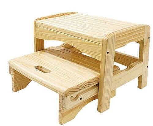 Safety 1st Wooden 2 Step Stool Safety 1st Hocker Holz