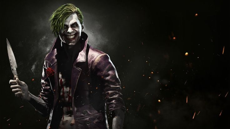 Injustice 2's Joker Is a Hobo with a Happy Face http://www.pushsquare.com/news/2017/04/injustice_2s_joker_is_a_hobo_with_a_happy_face?utm_campaign=crowdfire&utm_content=crowdfire&utm_medium=social&utm_source=pinterest