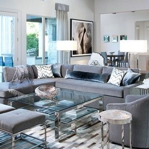 @inspire_me_home_decor Posted This Stunning Photo Which Features Our Duplicity  Coffee Table U0026 Echo Convex/