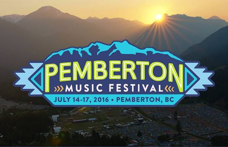 Pemberton Music Festival Lineup Announced for 2016