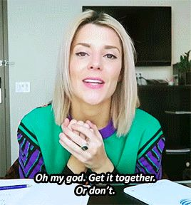 Grace Helbig http://gracehelbig.tumblr.com/