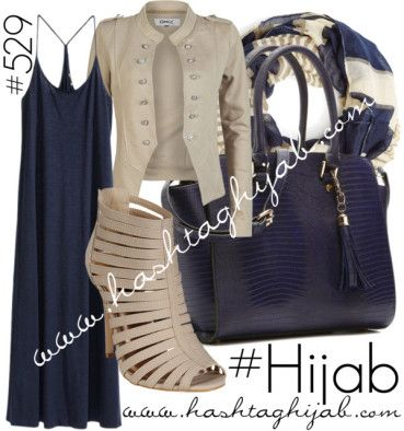 Hashtag Hijab Outfit #529