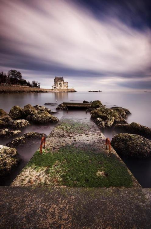 At the Black Sea, Constanta, Romania