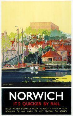 Norwich ~ Frank Henry Mason