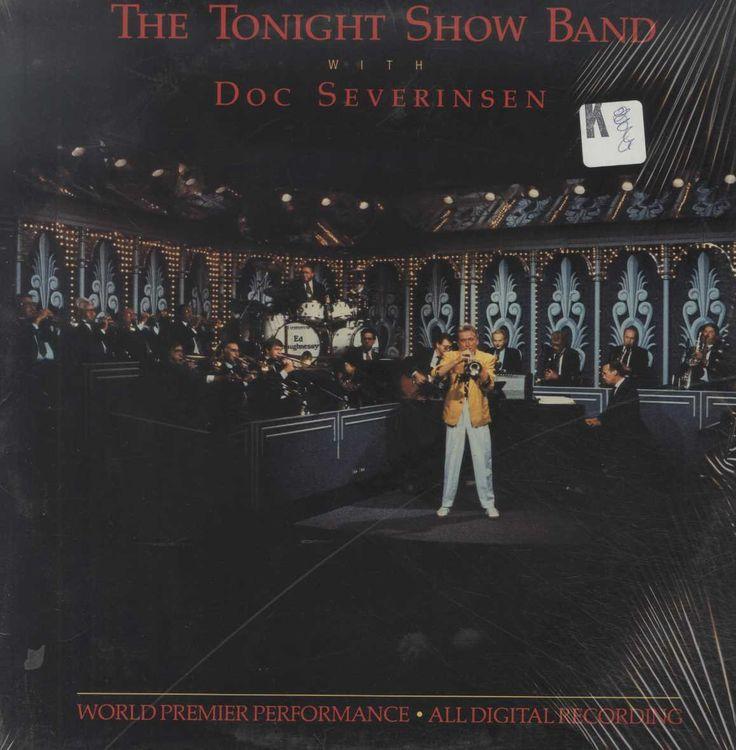 The Tonight Show Band - The Tonight Show Band With Doc Severinsen