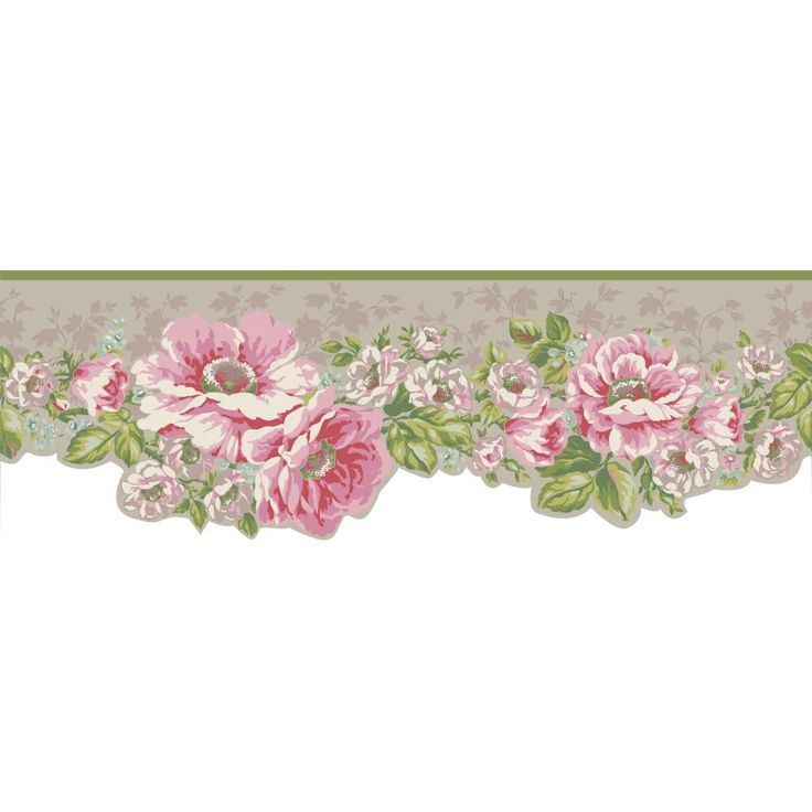 Wall Paper Borders 103 best victorian rose wallpaper border images on pinterest