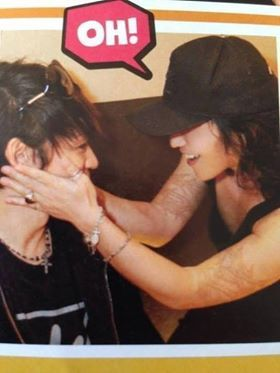 Vamps Hyde and K.A.Z