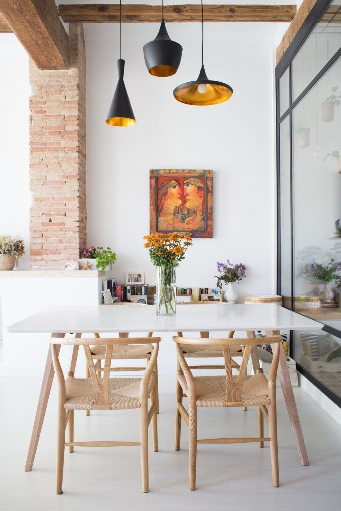 How To Elevate Your Dining Room Decor With Contemporary Lighting | Simple  Home | Pinterest | Dining Room Lamps, Mid Century Modern Dining Room And ...