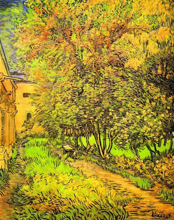 142 beste afbeeldingen over vincent van gogh 1853 1890 for Giardino 54 nyc