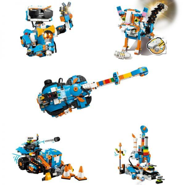 Build, code and play with LEGO BOOST - Gift Grapevine