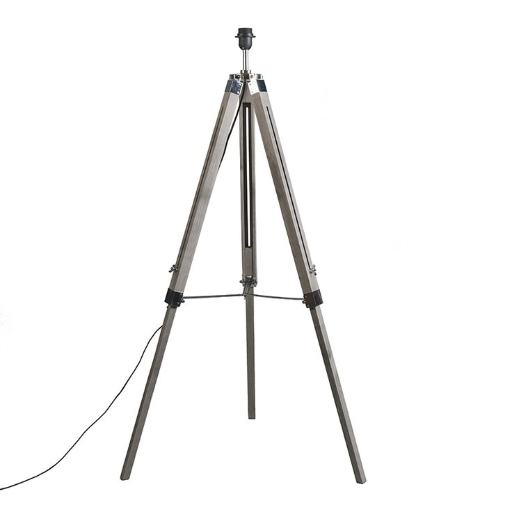 tripod stehlampe awesome tripod stehleuchte exklusiv. Black Bedroom Furniture Sets. Home Design Ideas