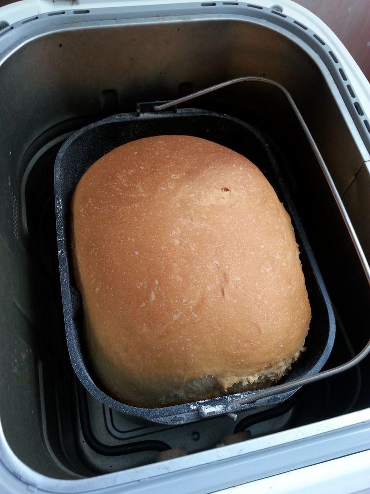 Panasonic SD 2501. Моя модификация белого хлеба