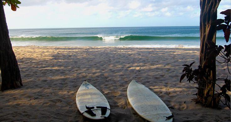 Where I will be Friday-Playa Escameca, Rivas, Nicaragua