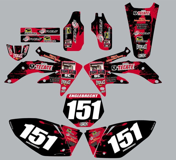 Order custom motocross graphics or decal from speed graphics today we provide motocross graphic stickers dirt bike number stickers cobra graphics and