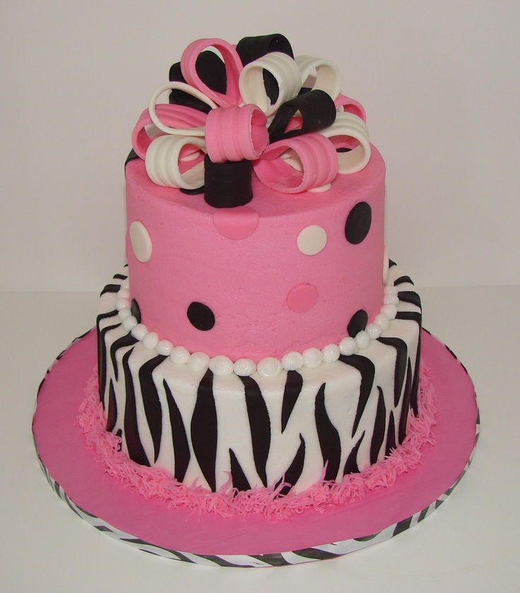 zebra baby showers girl baby showers pink zebra cakes baby cakes kid