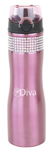 The Bling Water Bottle #promotionalproducts