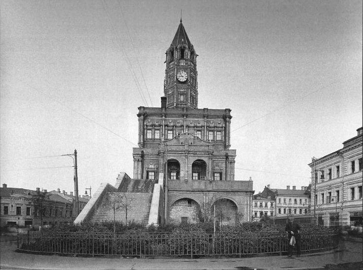 Sukharevskaya tower