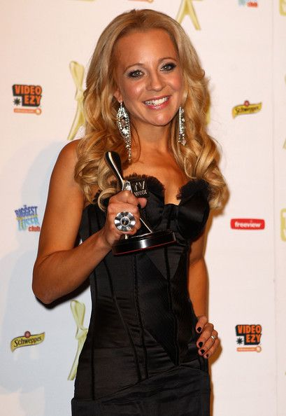 Carrie Bickmore 2010