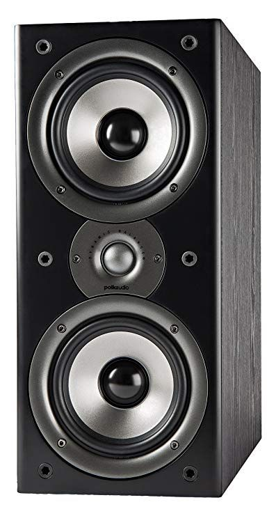 Polk Audio AM4095 A Monitor 40 Series II Bookshelf Speaker Review