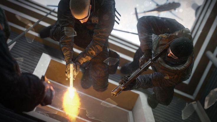 Visionneuse d'images du jeu Tom Clancy's Rainbow Six Siege - PS4 sur Jeuxvideo.com
