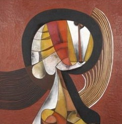 South African Art - Contempory Art from South Africa..Cecil Skotnes