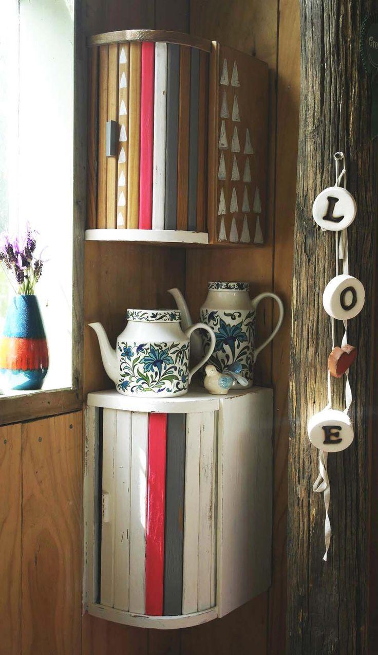 les 25 meilleures id es de la cat gorie placard d 39 angle de cuisine sur pinterest meuble de. Black Bedroom Furniture Sets. Home Design Ideas