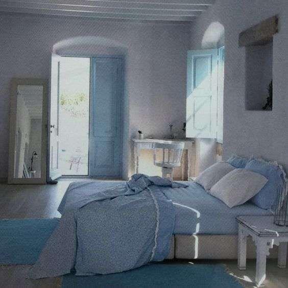 Idee per arredare in stile greco nel 2019 casa turchese for Case antiche arredamento