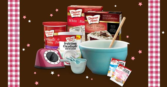 Bake Your Best With Duncan Hines