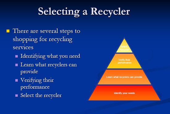 17 Best Images About Exigo E Waste Recycling Process On