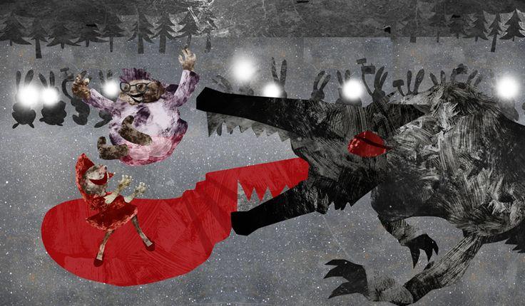 KARCOOLKA+Red+carpet++Nová+serié+KARKULA+Trošku+drsná,+trošku+rošťačka+alepořád+roztomilá...++Dekorační+obrázek+pro+děti++Grafika+2D-+monotypie+++koláž+z+olejové+malby++FORMAT+80x50cm+papír+150g/m2+Dodávám+v+tubusu.