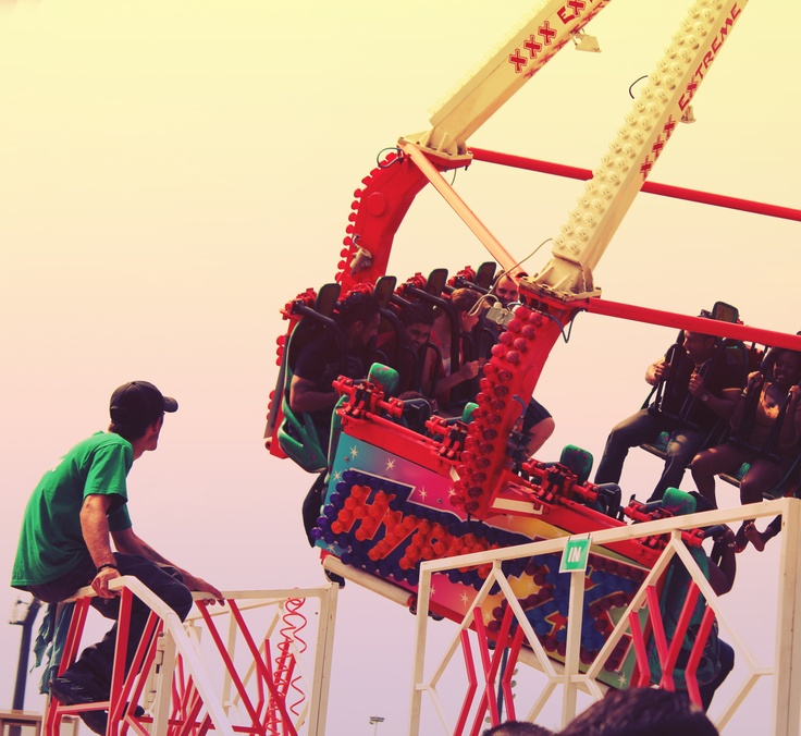 Watching the rides (2013)