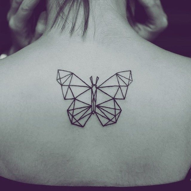 Butterfly - symbol of personal transformation. Ready for changes? #tattoo #tat…