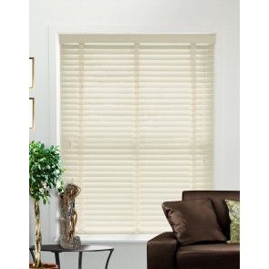 Purist Linen Wood Venetian Blind