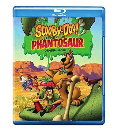 Frank Welker & Mindy Cohn & Ethan Spaulding-Scooby Doo: Legend of the Phantosaur