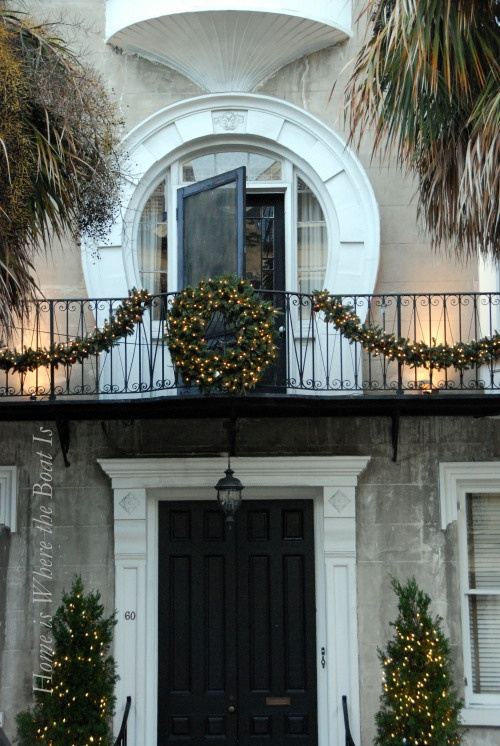Charleston Sc Christmas Tour Of Homes